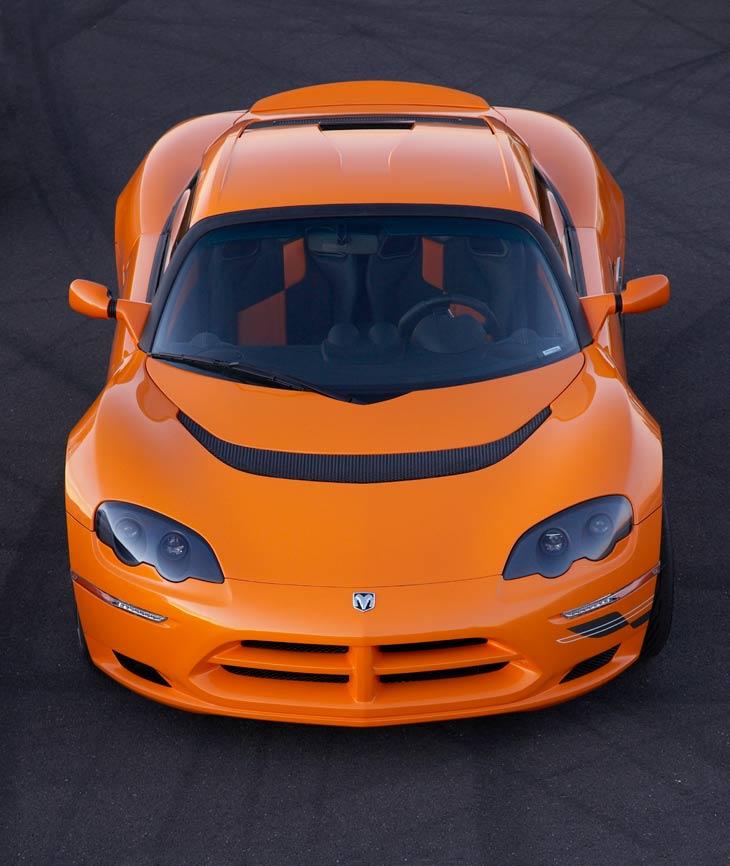 Dodge Circuirt EV en el Salón de Detroit