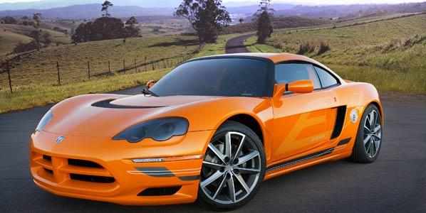 Dodge Circuit EV, el deportivo eléctrico