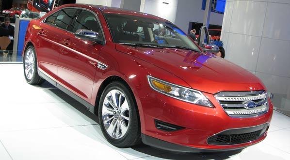 Ford Taurus: berlina de lujo