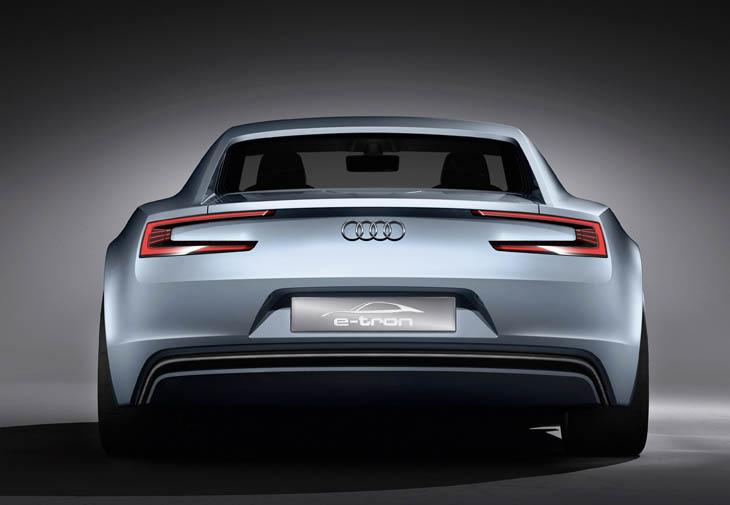Audi e-tron, propuesta eléctrica en Detroit
