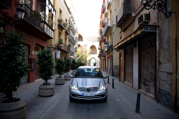 Mercedes Clase A Cell