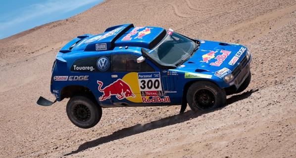 Dakar 2011: Sainz recorta tiempo a Al Attiyah