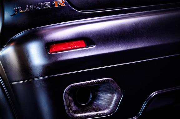 El Nissan Juke R, crossover deportivo