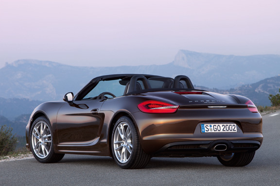 El nuevo Porsche Boxster, al detalle