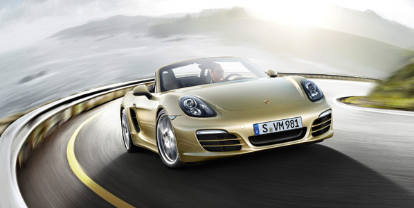 Nuevo Porsche Boxster