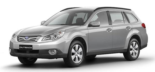 Subaru Outback 2.5 Bi-Fuel, una alternativa real