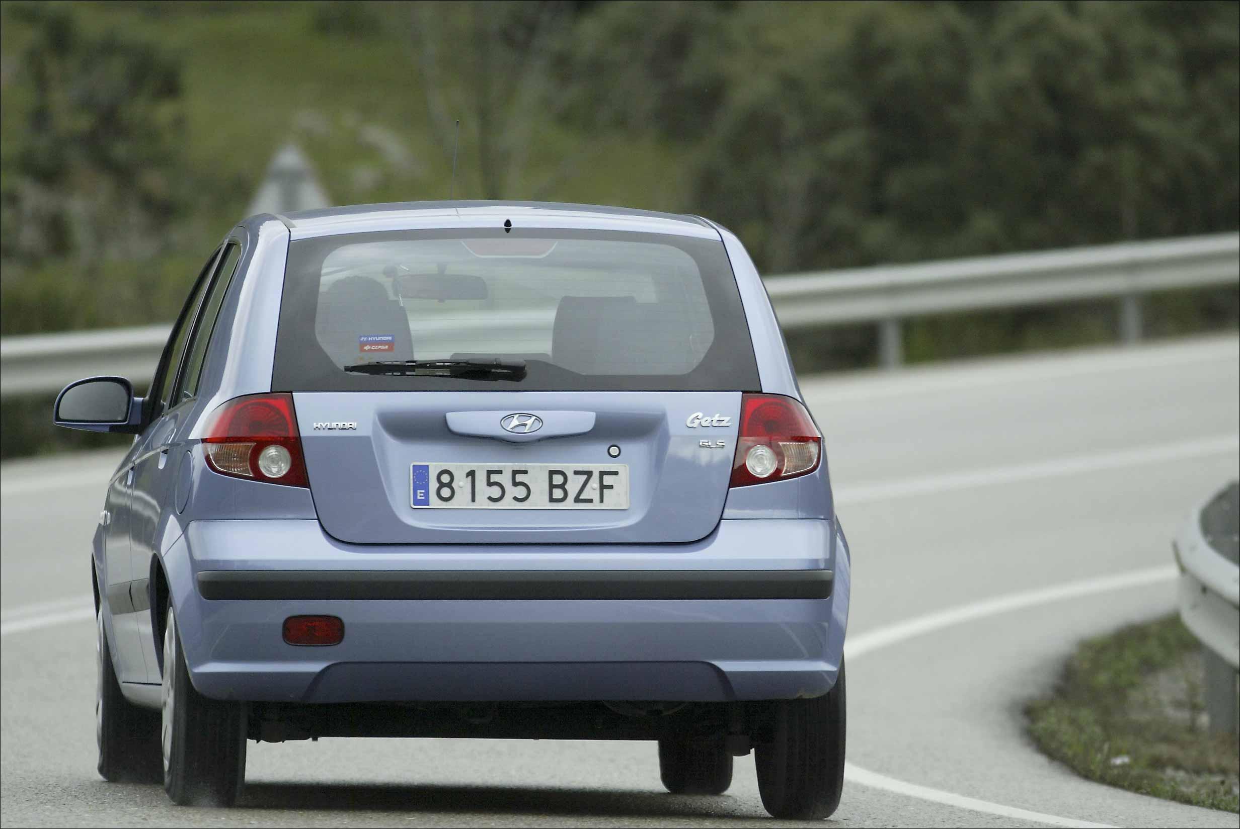 Hyundai Getz 1.3 GLS 5p
