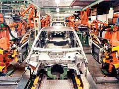 La producción de coches en España crece en julio