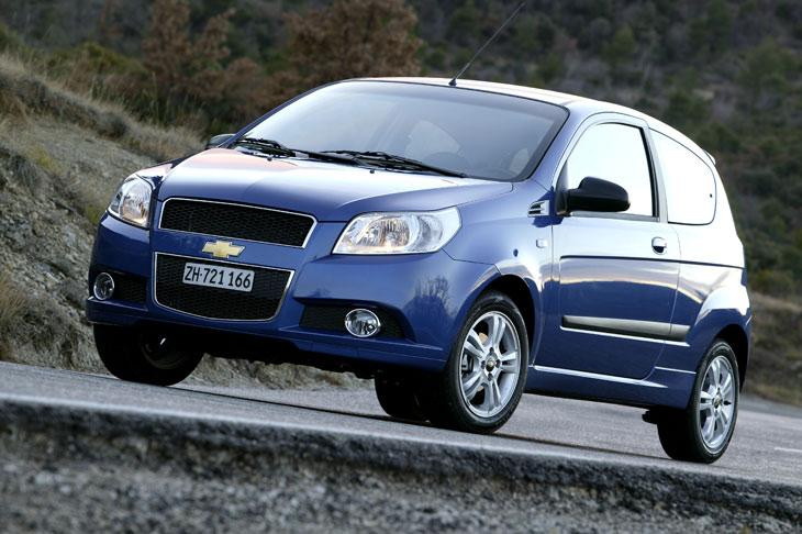 Chevrolet Aveo: imagen y detalles