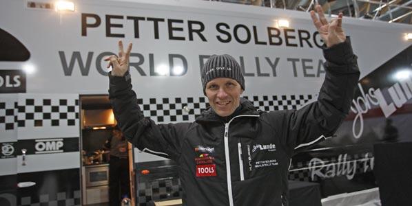Solberg, sorpresa en el hipódromo