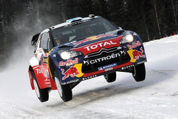 WRC: Vídeos del Rallye de Suecia
