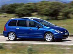 Peugeot 307 SW 2.0 16v
