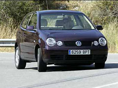 Volkswagen Polo 1.9 TDI- 100 Highline