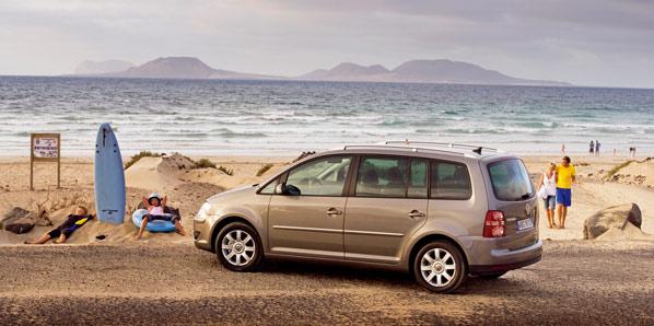 Volkswagen actualiza el Touran