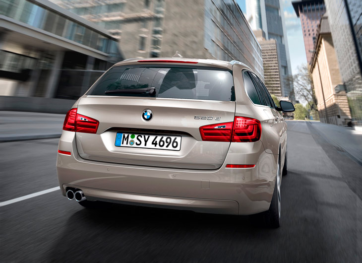 BMW Serie 5 Touring 2010