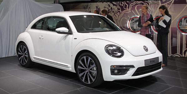 Volkswagen Beetle R-Line y Passat R-Line
