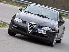 Alfa Romeo GT 3.2 V6 Distinctive | Todas las pruebas | Autopista.es