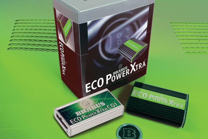 Brabus ECO PowerXtra CGI: más potencia para la gama Mercedes BlueEFFICIENCY