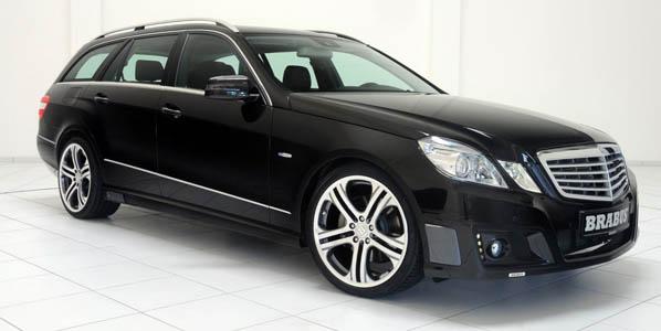 Mercedes-Benz BlueEFFICIENCY: más potencia por Brabus