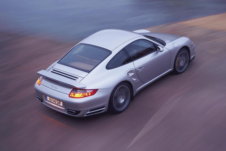 Porsche 911 Turbo 2