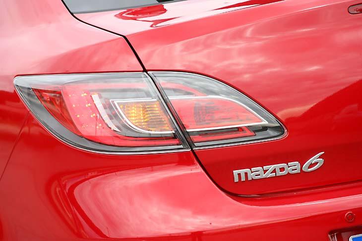 Mazda6 2.0 CRTD 5p