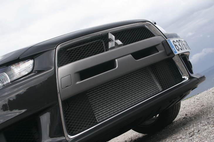 Mitsubishi Lancer Evolution: detalles
