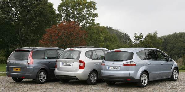 Los españoles gastamos menos en coches