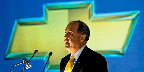GM busca nuevo consejero delegado
