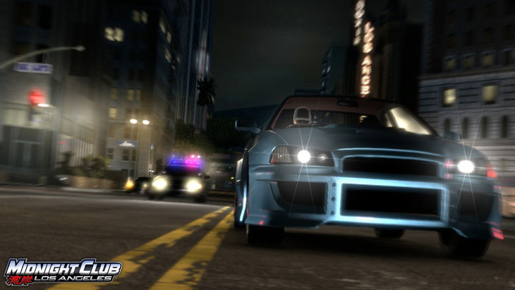 Midnight Club: Los Ángeles