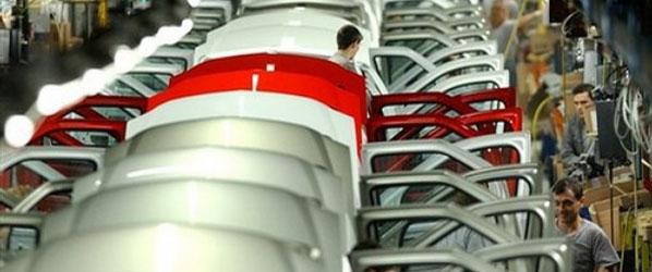 Ford Almussafes fabricará menos en 2010