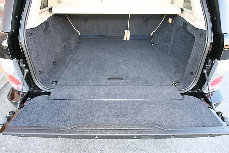 Toyota Land Cruiser 200 V8 y Range Rover TDV8