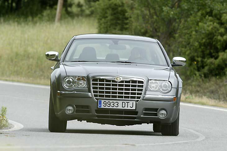 Chrysler 300C 3.0 V6 CRD