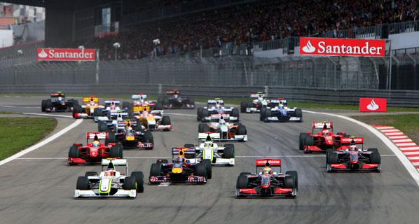 F1: Webber gana el GP de Alemania