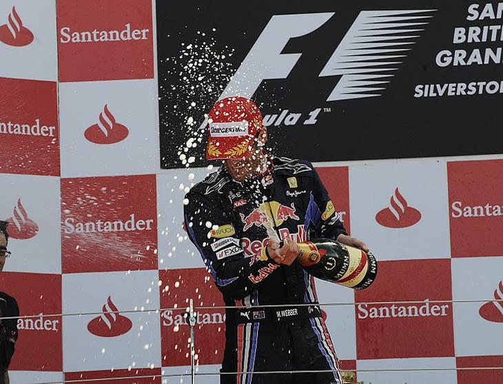 F1: Gran Premio Gran Bretaña