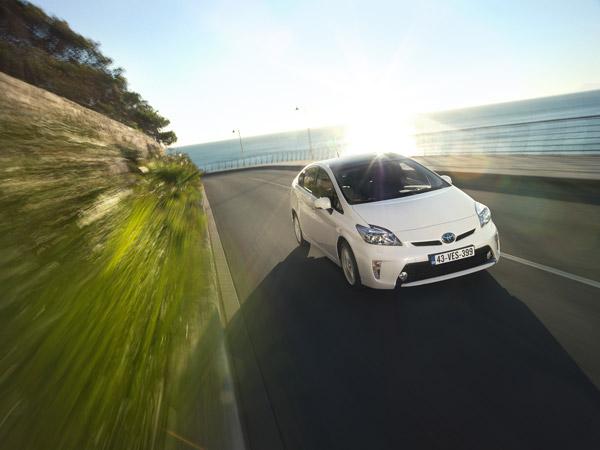 Toda la gama híbrida de Toyota