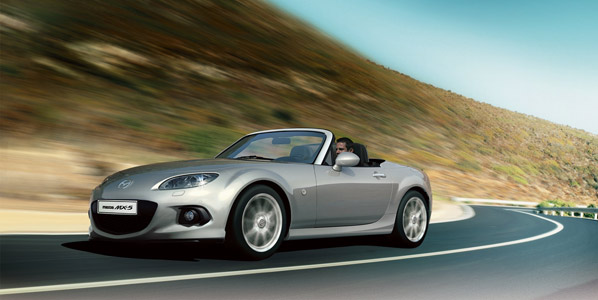 El nuevo Mazda MX-5, en otoño