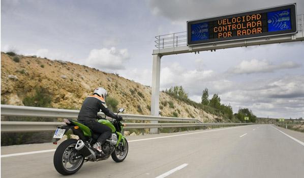 Tráfico hará más controles de velocidad