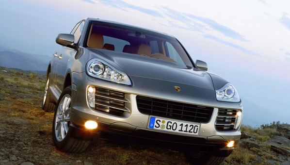 Porsche confirma el Cayenne Diesel