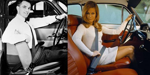 El cinturón de seguridad cumple 50 años