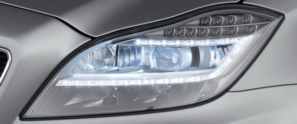 Menos accidentes con luces LED
