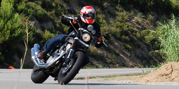El sector de la moto, contra los 90 km/h