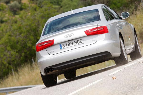 Audi A6 2.0 TDI vs BMW 520d