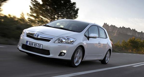 Toyota Auris, presentada la nueva gama