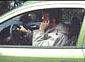 5.000 multas en Madrid por usar el móvil al volante