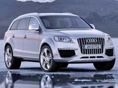 Audi: Q7 V12 TDI,. el más potente