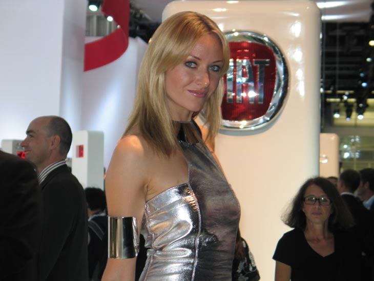 Las chicas de Frankfurt 2007