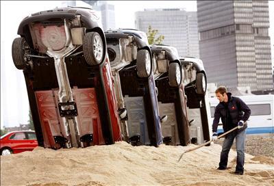 El ambiente en Frankfurt 2007