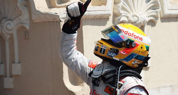 F1: Calificación del GP de Italia
