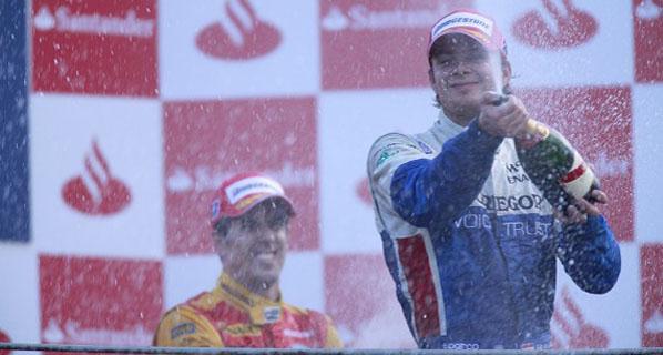 GP2 Monza: Victoria de Van der Garde