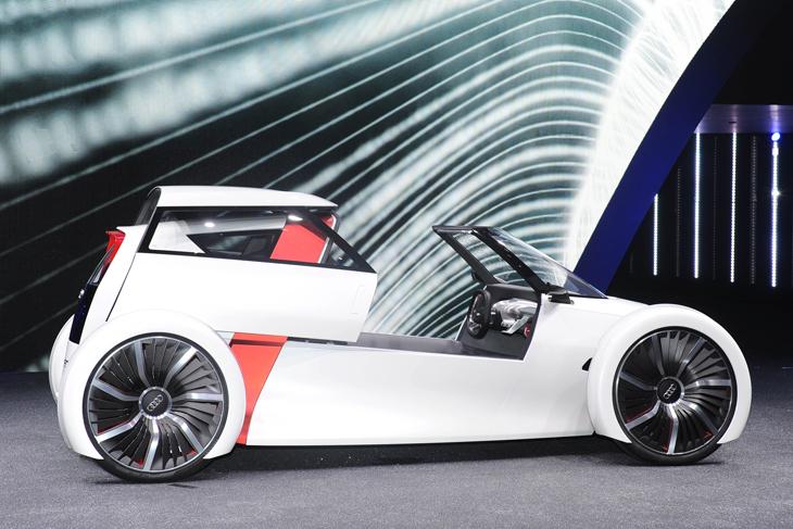 Audi Urban Concept.